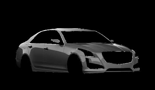 Цвета кузова CTS Sedan